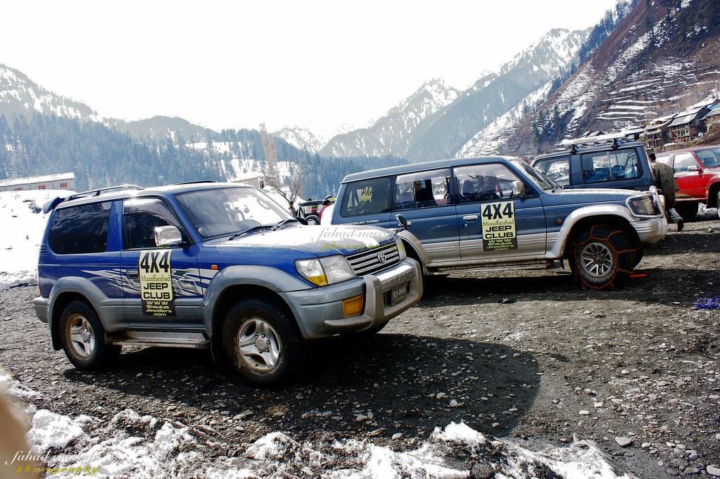 Muzaffarabad Jeep Club Neelum Snow Cross - 8471872846 796fc7387a b