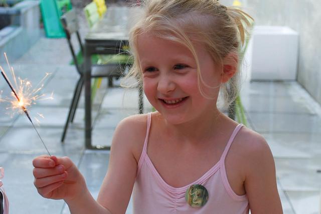 Verjaardagsfeestje Roos zwaan (2 van 12)