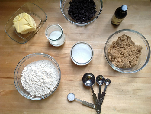 Ingredientes y paso a paso Cookie Dough
