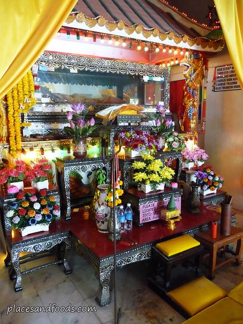 Wat Pah Koh Suwanaram remains