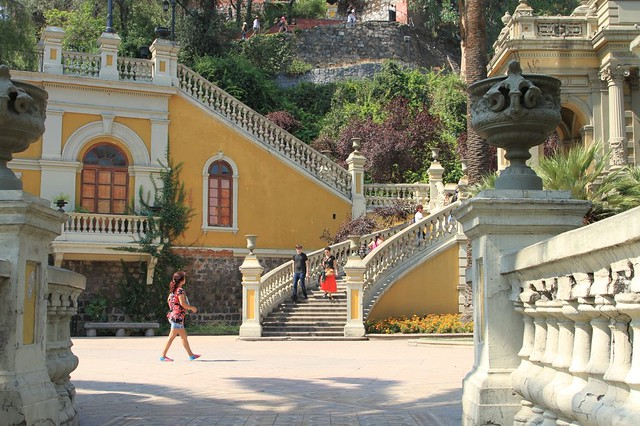 Santiago-Santa Lucia