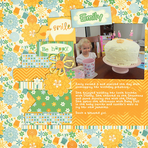 20120602 Emily's 3rd Birthday