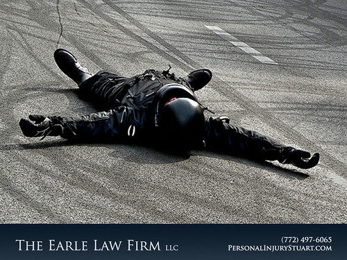 Personal Injury Motorcycle Accident Lawyer/Attorney, Stuart, FL