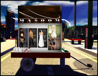 Fabulously Free in SL - Masoom @ The Wash Cart Sale