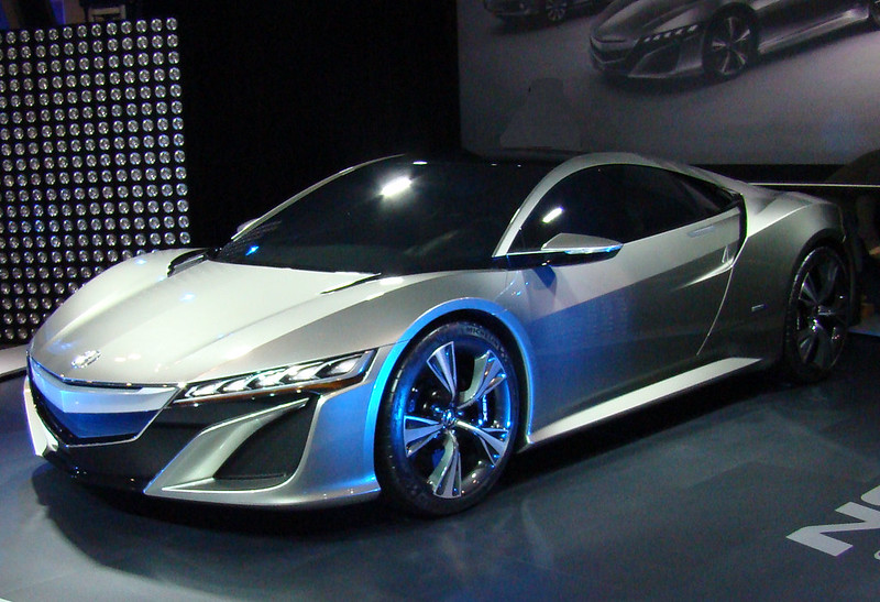2012 Canadian International Auto Show acura nsx concept 3