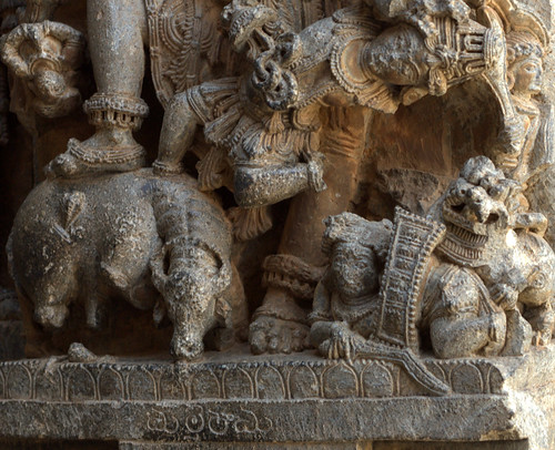 Mahishasuramardhini Panel