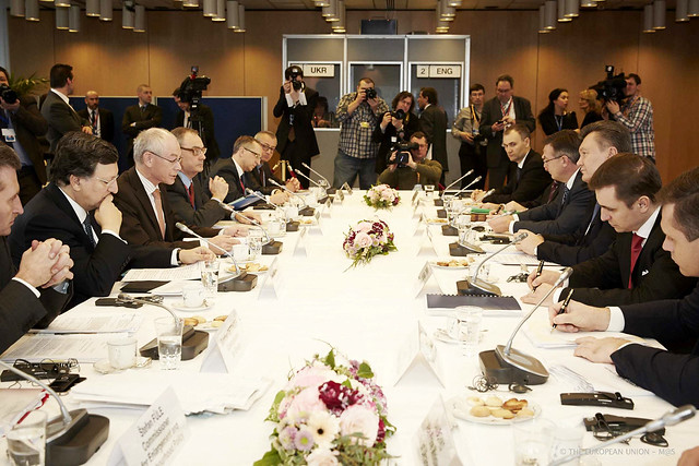 EU-Ukraine Summit 25.02.2013