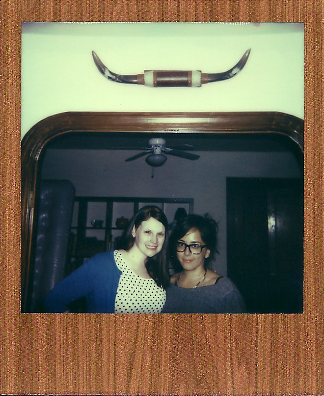 Girls' Night on Impossible Film!