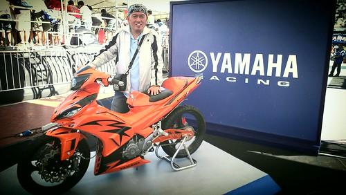Yamaha Sniper MX