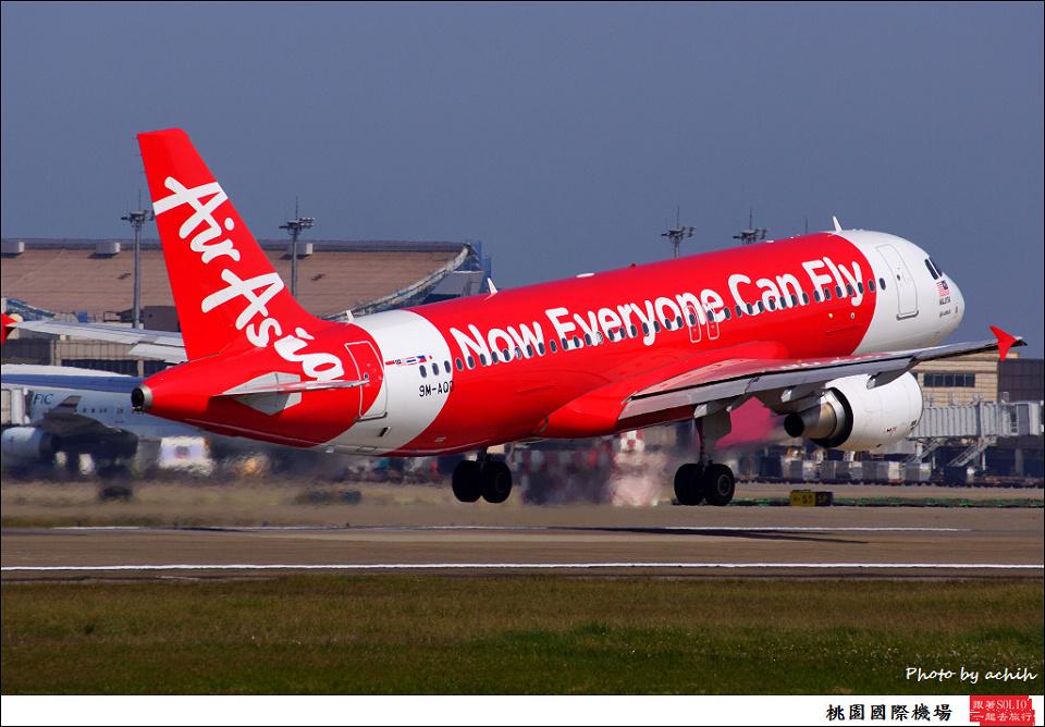 AirAsia  9M-AQO-001