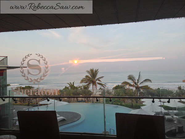 sheraton bali kuta resort - beach -001