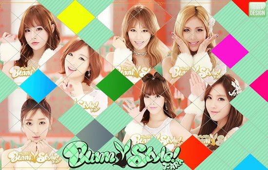 T-Ara Lança Videoclipe do Single Japonês Bunny Style!
