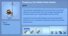 Frequency Fun Mobile Radio Station