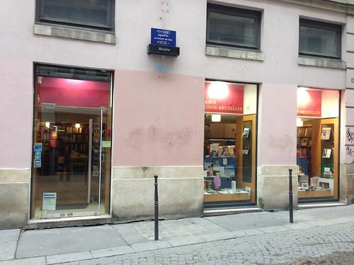 Librairie Wallonie-Bruxelles Paris