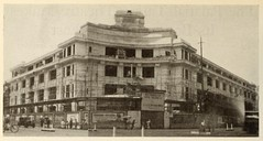 Capitol Theatre, Singapore just before completion in 1929