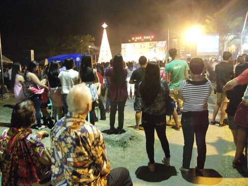 New Year's Eve Mass @ Subic Baywalk