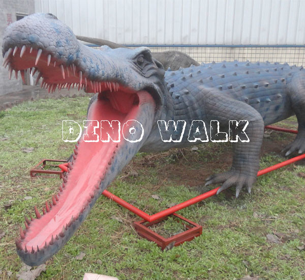 Animatronic Animal crocodile