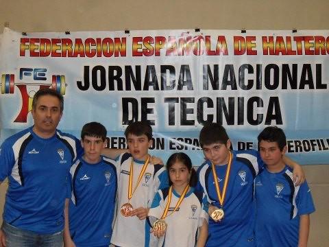 Jornada Nacional de tecnica
