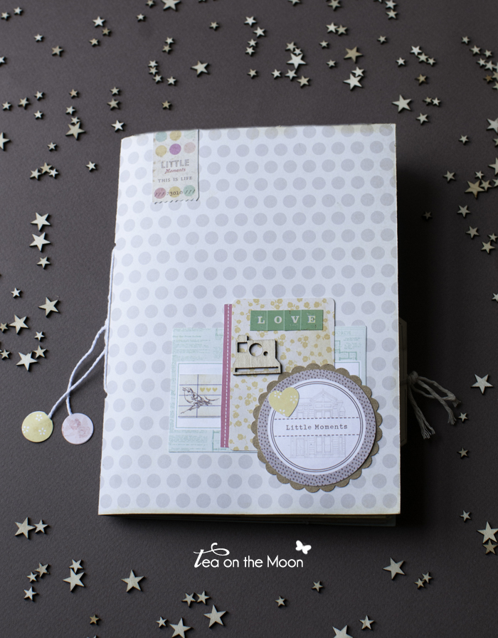 Dear Lizzy 5th&Frolic TAller iniciación scrapbook Tea on the moon Lleida 00