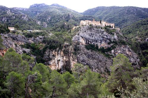 monastery tarragona kloster cardó marlis1 espaã±a cataluã±a canoneos1000d tv3021 tv3021balnearidecardocat balnearidecardo