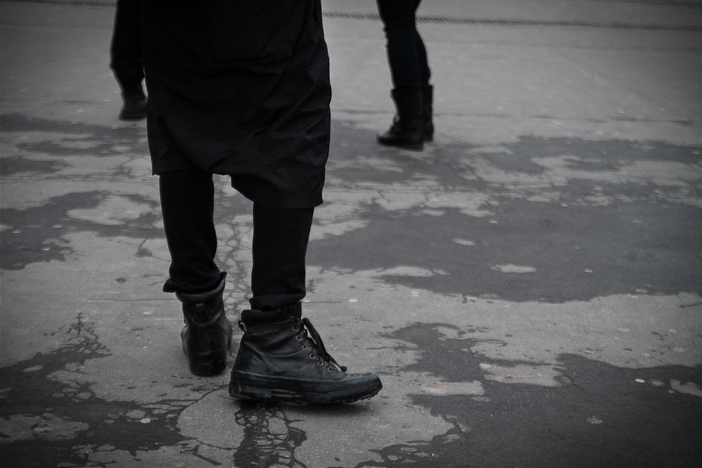 Tuukka13 - Street Style Outside Rick Owens Womens FW 13 RTW Show - Paris Fashion Week -6