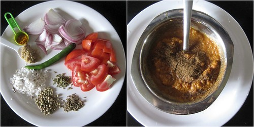 Quick Masala Biryani-step1