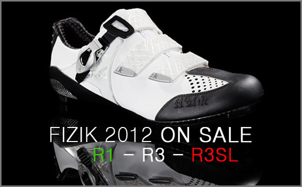 Fizik Shoe Sale 2012