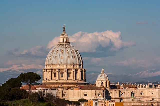 Rome as you'd never imagined - San Pietro, Vaticano, Monte Terminillo