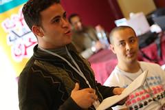 YAV Social Media Training - Ismailia