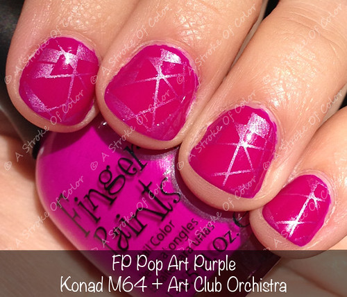 FP Pop Art Purple (M64)