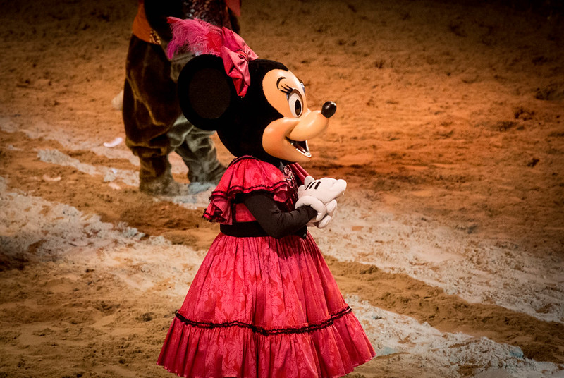 Wild West Minnie Mouse