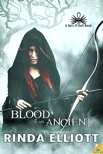 Cover Reveal-Blood of an Ancient!!!