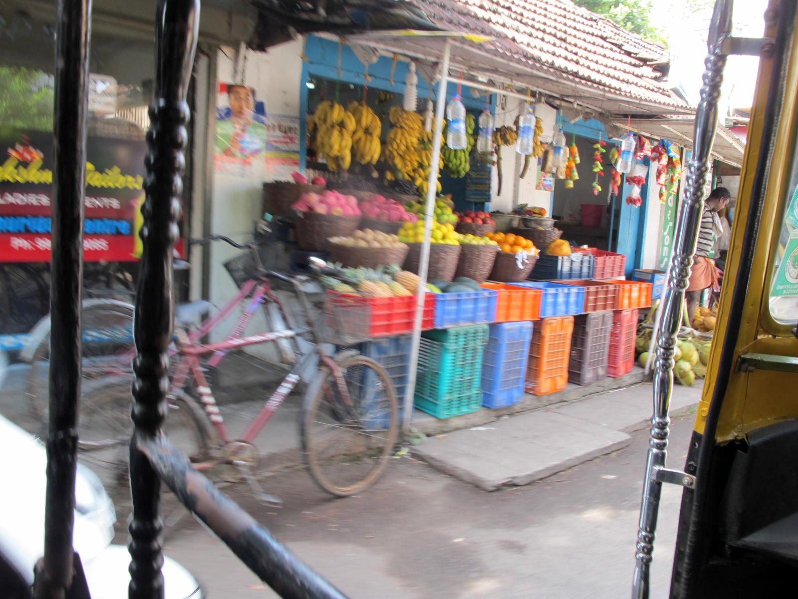 Kochi by bike