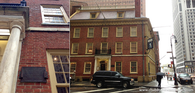 fraunces tavern - building