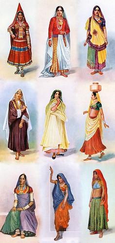Lengha Choli; wikipedia by trudeau