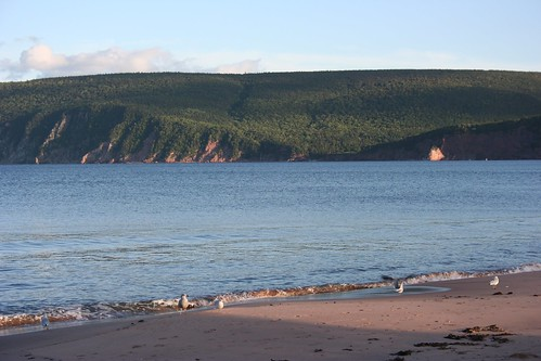 park sea canada beach nova national cape scotia breton ingonish