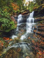 Forgotten Falls (alternate), 2012.10.10