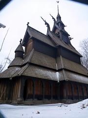 Eglise de Fantoft