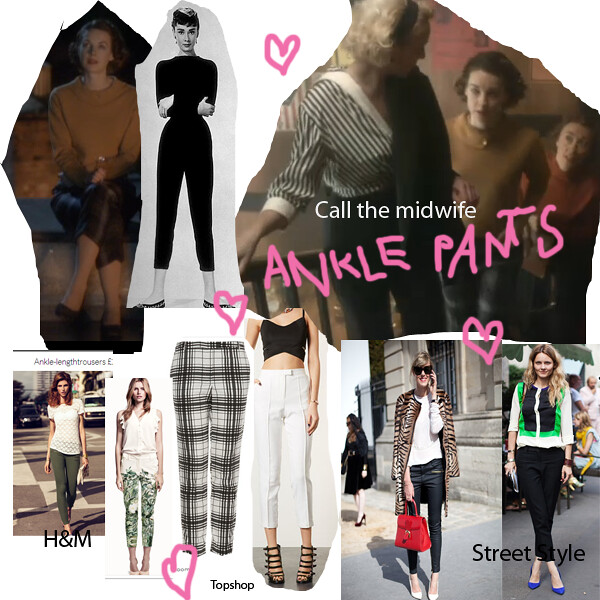 Ankle-pants