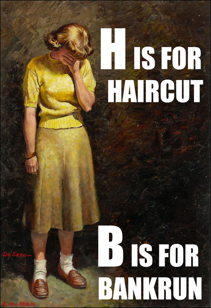 H is for Haircut...