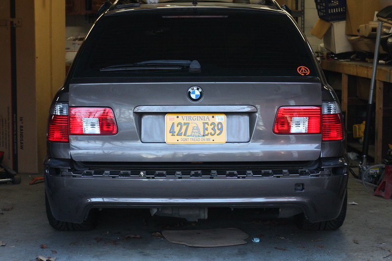E39 touring LS swap project  Page 21