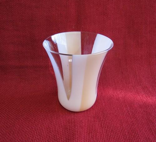 「優しいグラス」・・・口径口径81㎜、高さ92㎜ by Poran111