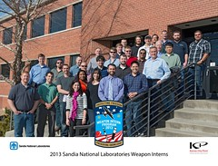 Sandia Weapon Intern Program visits KCP