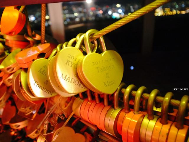 2012 Osaka Love Lock