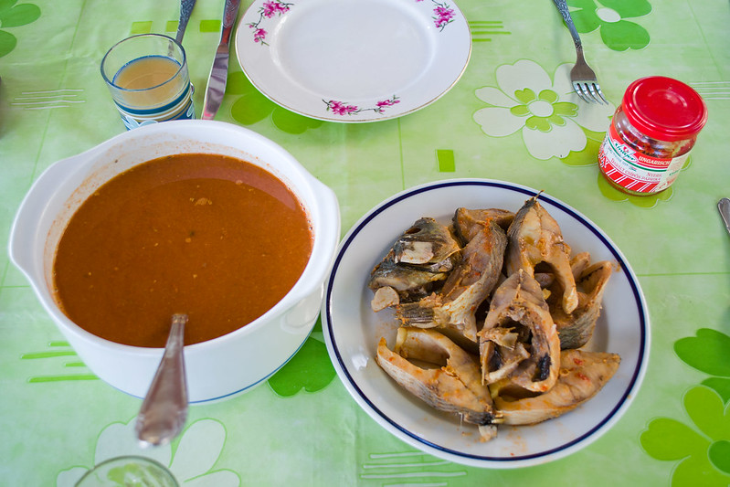 A Day in the Countryside - Fish Soup