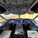 Sukhoi SuperJet 100 cockpit by Vasily Kuznetsov