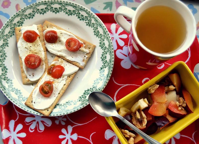 desayuna bien, dijo Mamà!