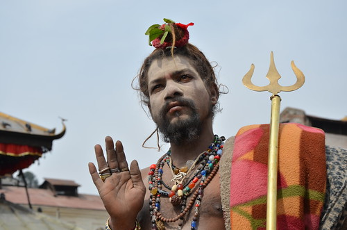 Sadhu by Ginas Pics