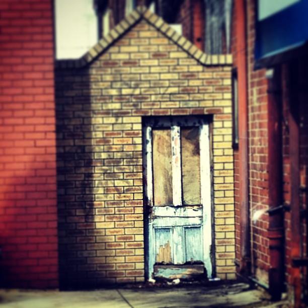 Secret door