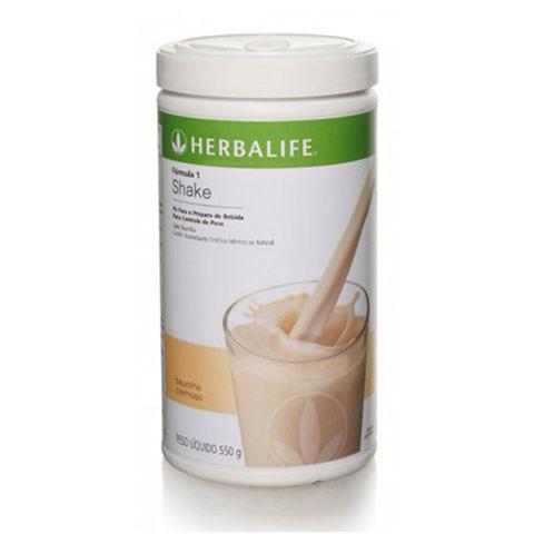 Shake Herbalife Baunilha Cremoso